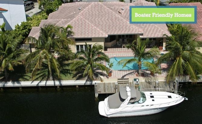 Boater Friendly Homes